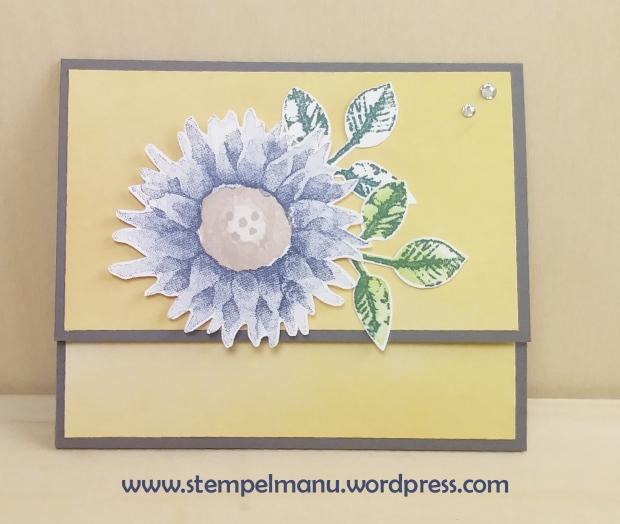 gutscheinkarte-magnetverschluss-sonnenblume-stampinup-stempelmanu-innsbruck